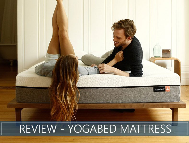 Our overview of the Yogabed mattress