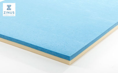 zinus gel memory foam product image