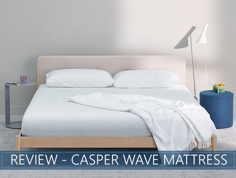 Our Review Of the Casper Wave Mattress
