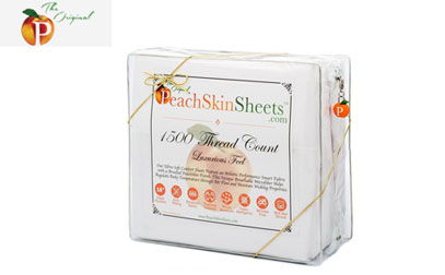 Product image of Peach Skin Sheets