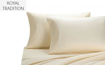 Product image of Royal Tradition sheet set