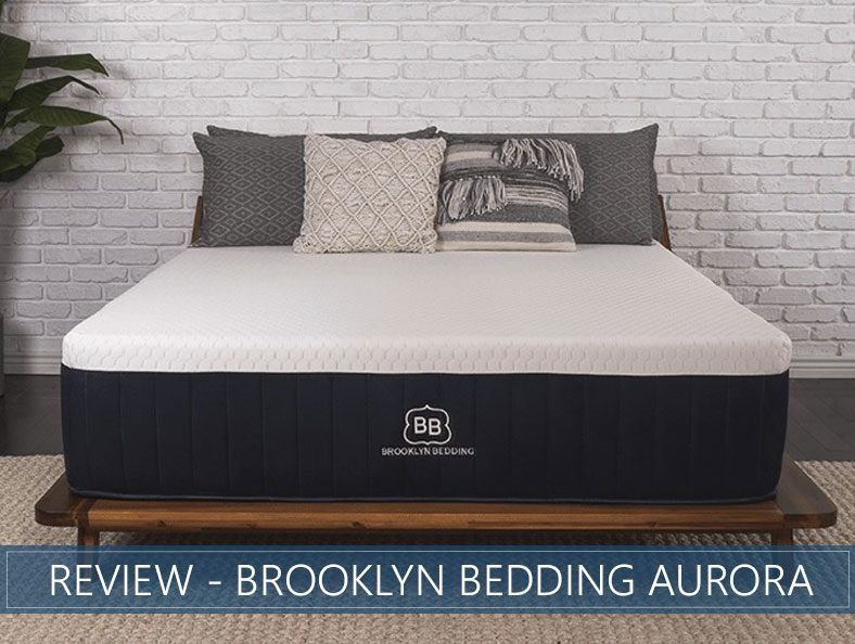 Mattress reviews top picks and awards by sleep advisor for Brooklyn bedding soft review