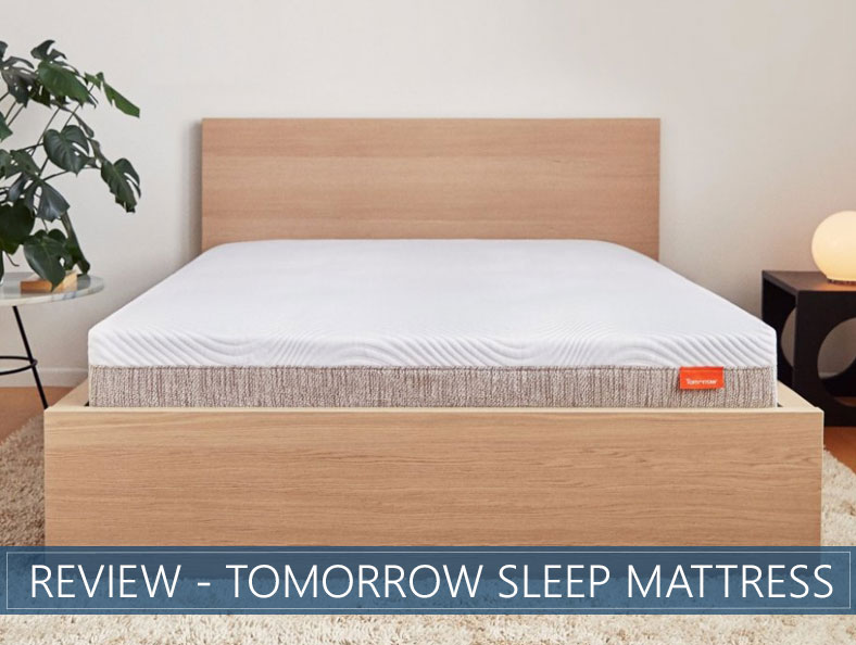 overview of tomorrow sleep bed