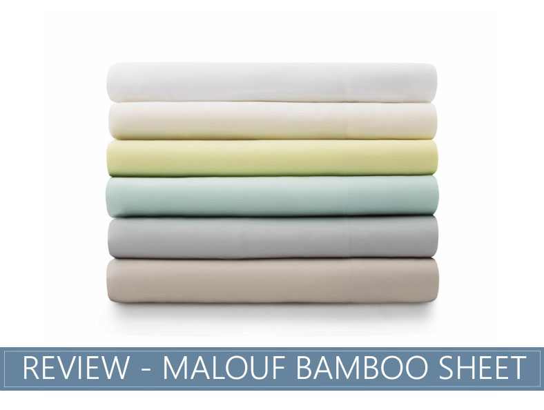 Malouf Bamboo Sheet Reviewed