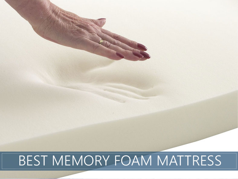 the latest d3663 0e1bc 9 BEST Memory Foam Mattresses (Oct. 2019) - Our Reviews ...