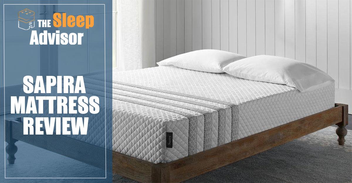 sapira mattress review our 2018 ratings for leesa 39 s hybrid bed. Black Bedroom Furniture Sets. Home Design Ideas
