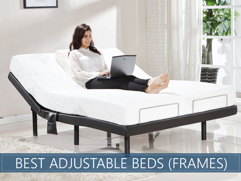 Best Adjustable Beds (Frames)   Reviews of Our Top 8 Picks For 2019