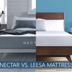 our nectar vs. leesa bed comparison