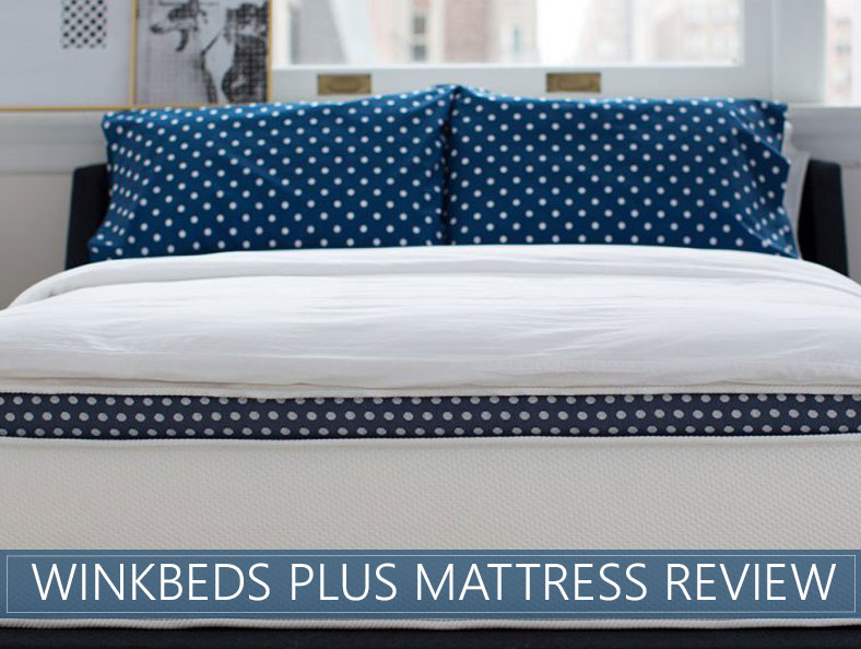 our overview of the winkbeds plus bed