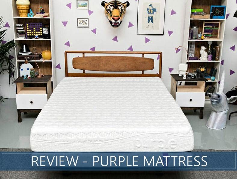 our purple mattress review