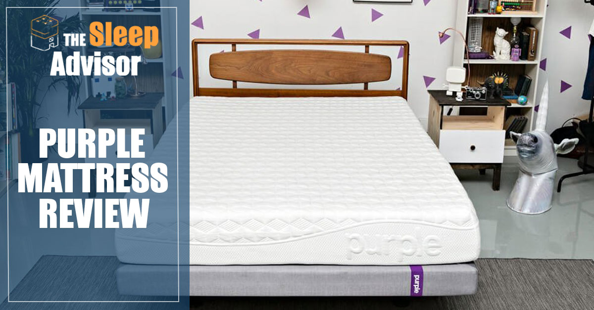 sports shoes b94ec ee4e3 Purple Mattress Review (Oct. 2019 Update) -Is This Bed Worth ...