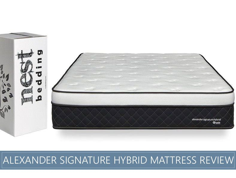 our review of the Alexander Signature Hybrid Mattress
