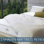 overview of the Zenhaven Mattress