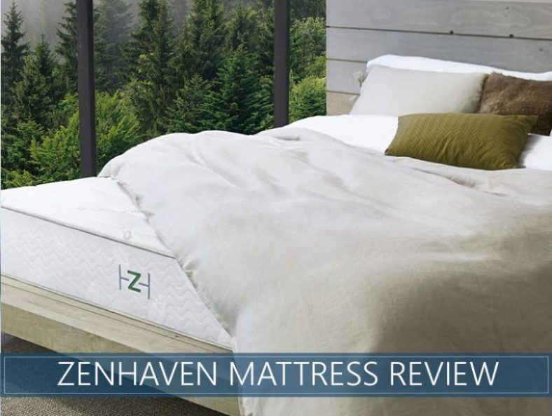 overview of the Zenhaven Mattress
