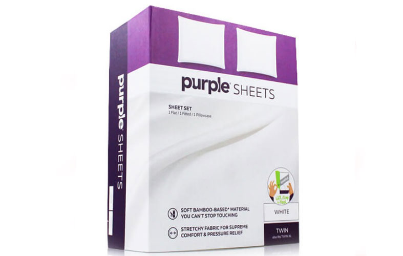 purple sheet product image