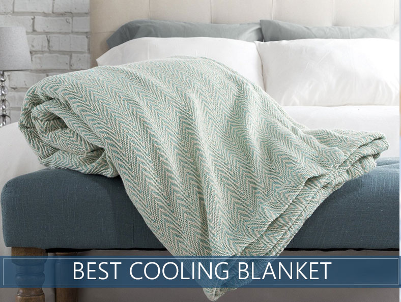 our top rated cooling blanket
