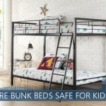 are bunk beds safe