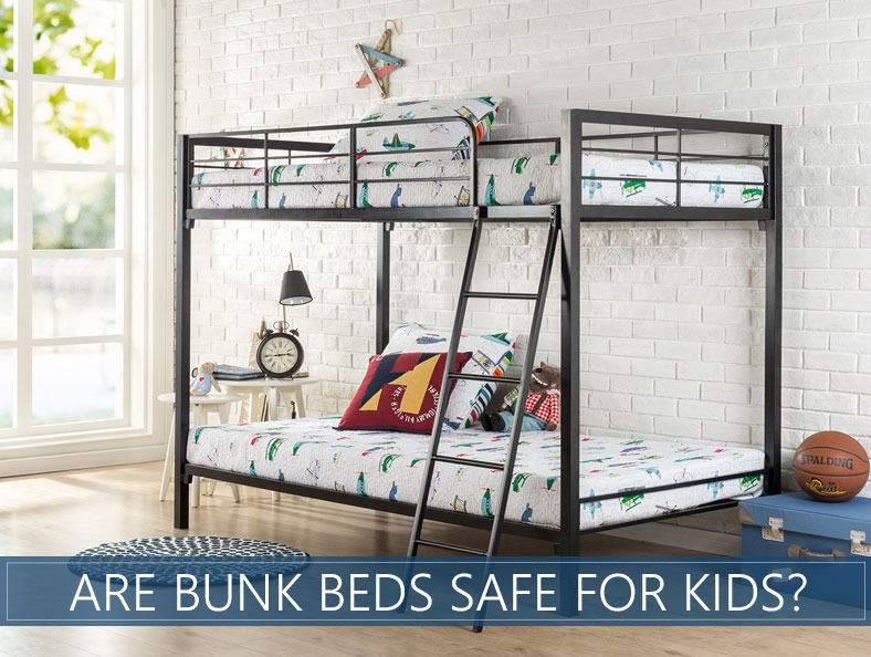 Are Bunk Beds Really Safe For Kids Toddlers Avoiding An