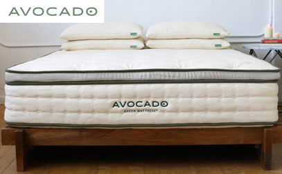 Avocado Green Mattress Product Image