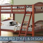 different bunk bed styles & designs