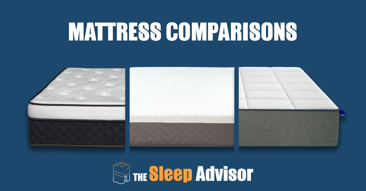 Mattress Comparison - Questions