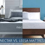 our comparison of nectar and leesa