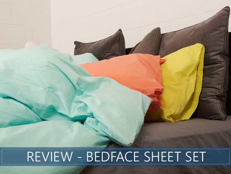 our overview of bedface sheet set