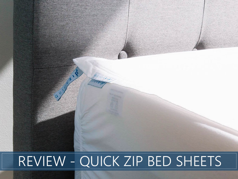 our overview of quick zip bed sheets