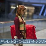 sleepwalking causes and dangers