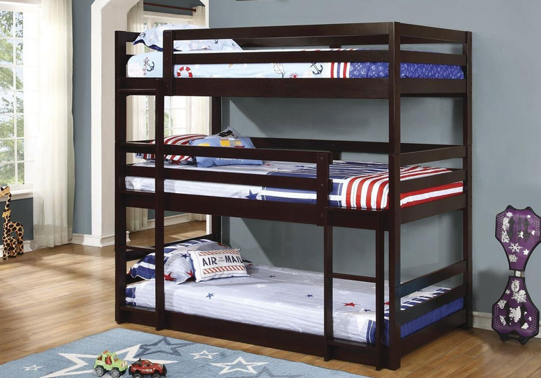 triple bunk product image