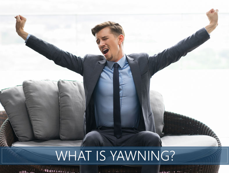 what is yawning