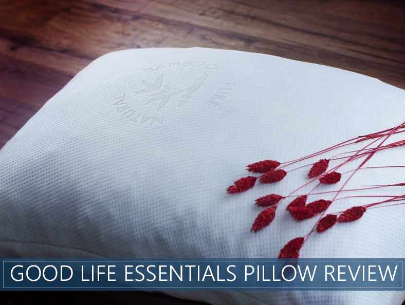 Review of the Good Life Essentials Pillow