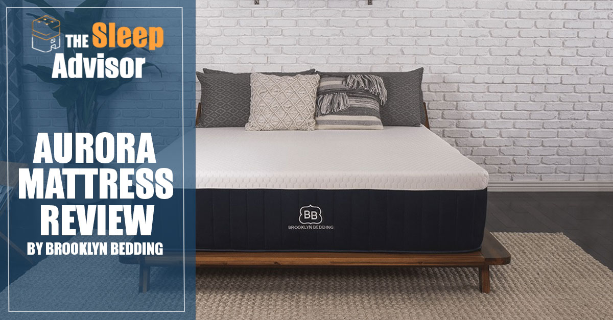 aurora mattress review  by brooklyn bedding