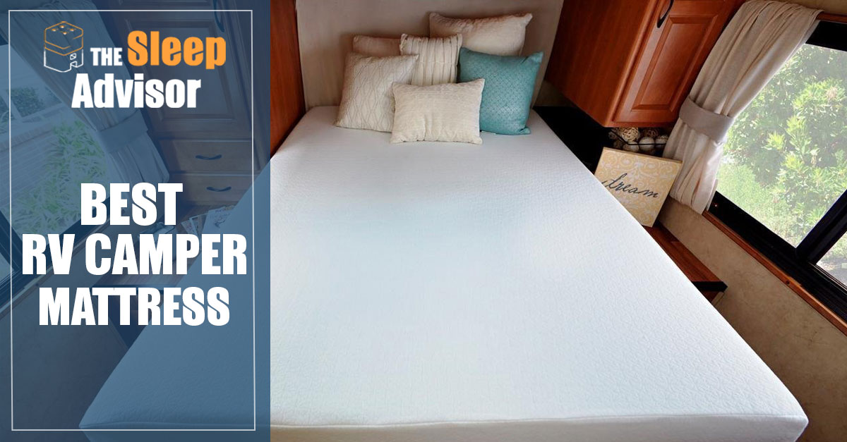 Best RV (Camper) Mattress - 2019 Reviews & Ratings | The