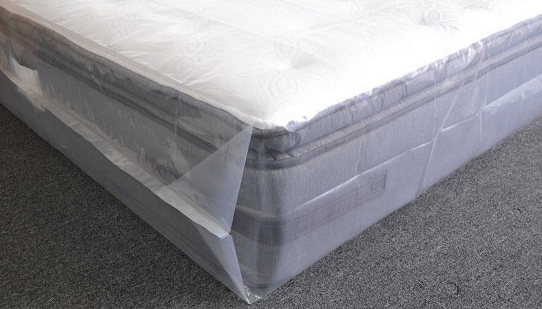 packed mattress
