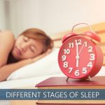 different stages of sleep