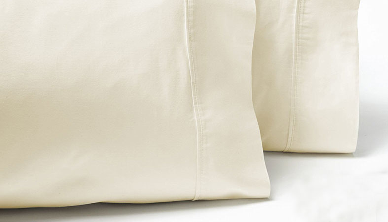material of sol organics bed sheets