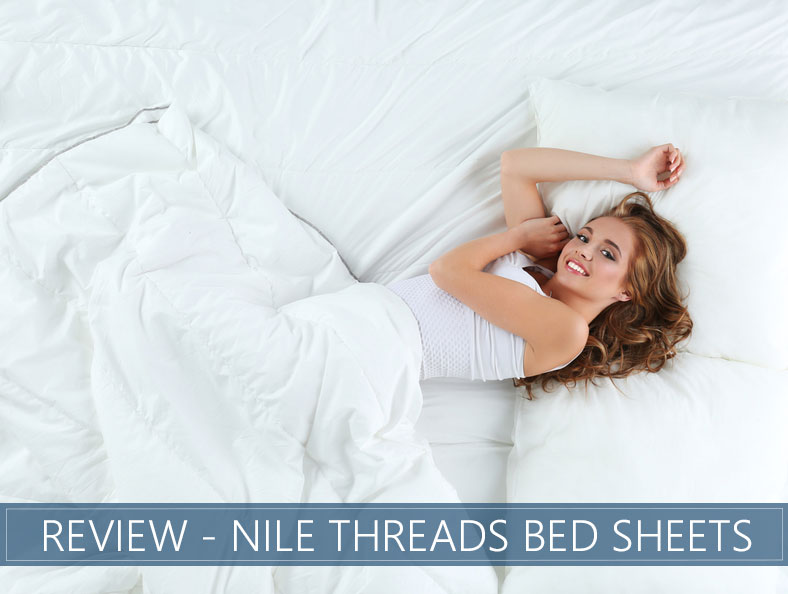 nile threads bed sheets overview