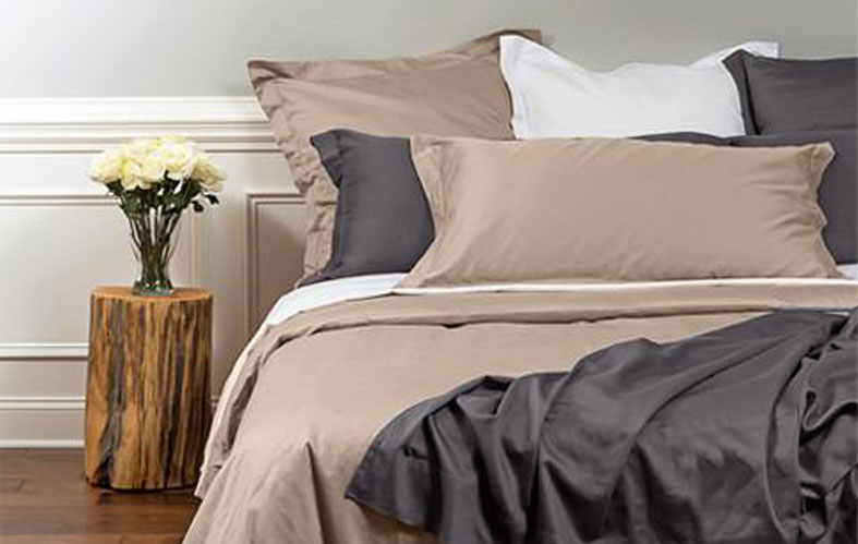 sachi bed sheets on bed