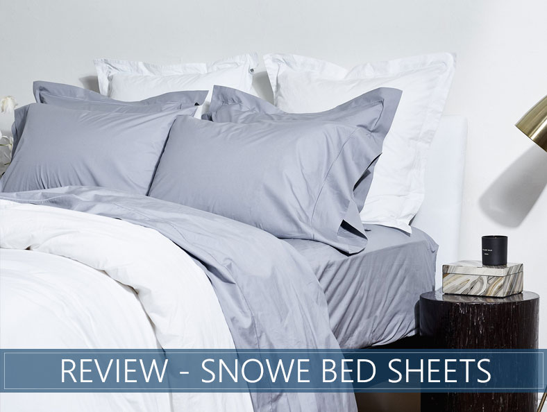 Snowe Bed Sheets Overview