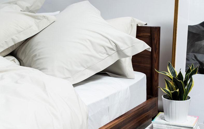 snowe bed sheets