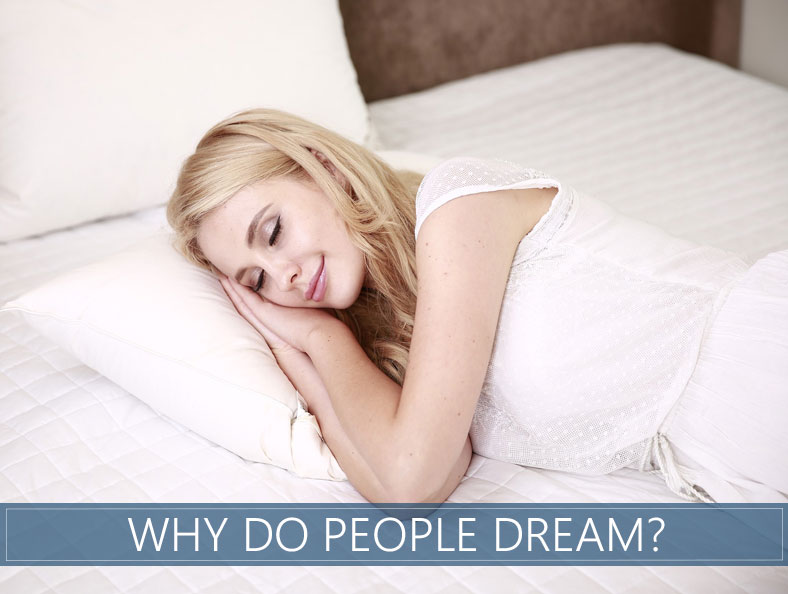 why do people dream and what dreams are there