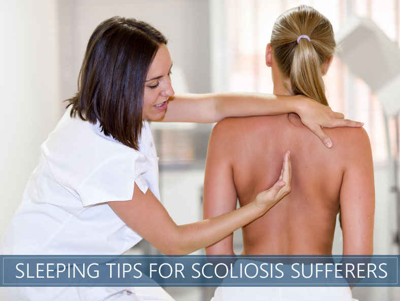 bedtime advice for scoliosis suffers