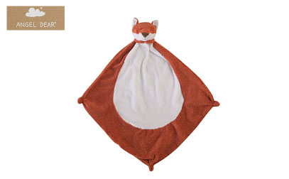 Angel Dear Fox Blankie product image