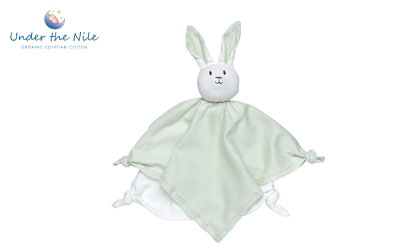 Under the Nile Bunny Blanket Friend product image