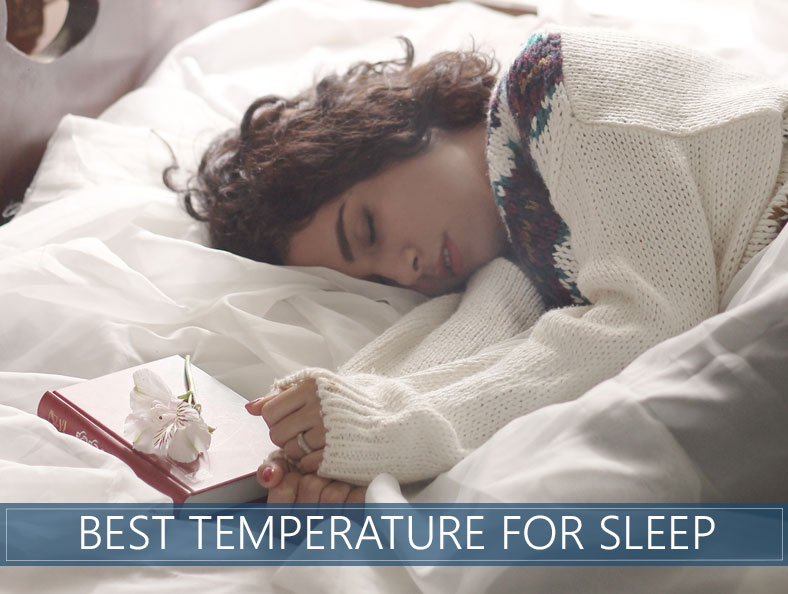 What S The Best Perfect Temperature For Sleep The
