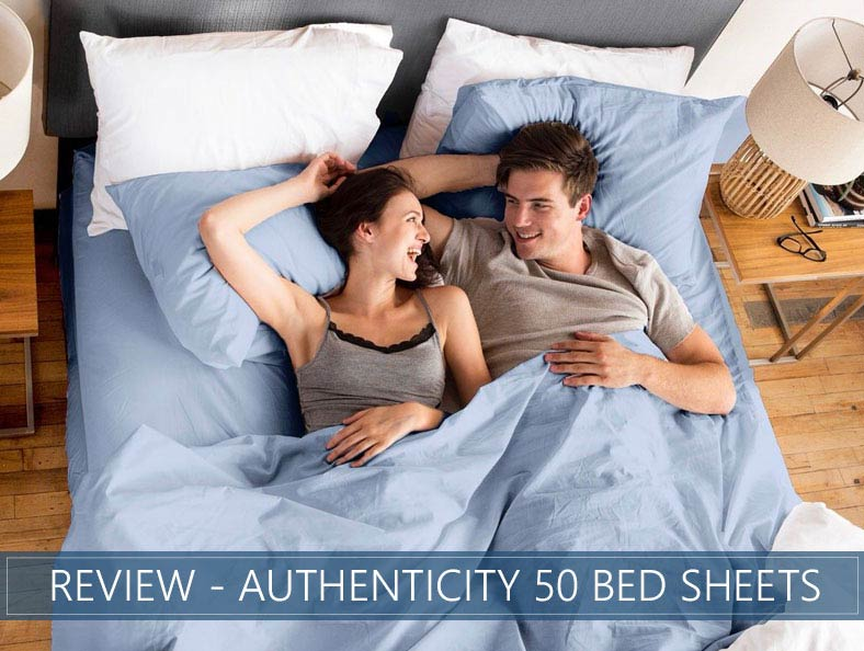 overview of authenticity 50 bed sheets
