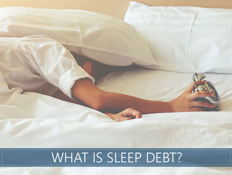 what is sleep debt