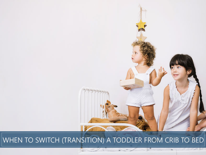 Switch To Toddler Bed Tips