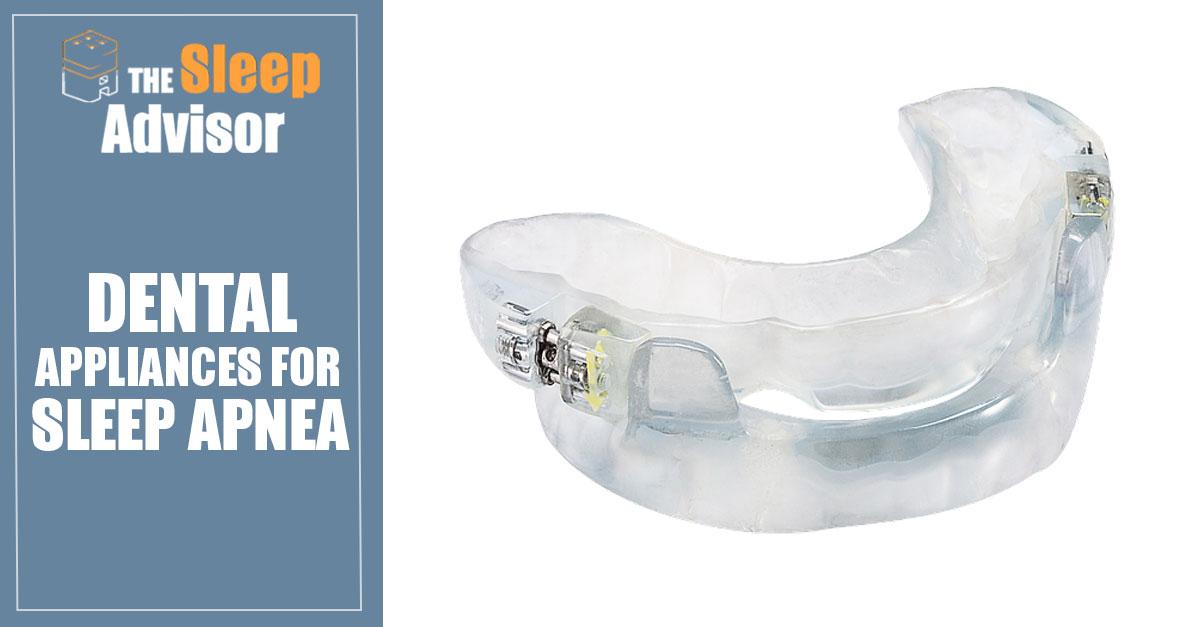 Dental (Oral) Appliances for Sleep Apnea: Treatment Pros & Cons